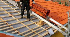 Réparation toiture urgence Lattes