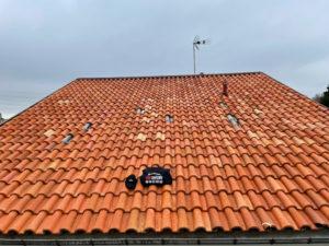 Rénovation toit Lattes 34970